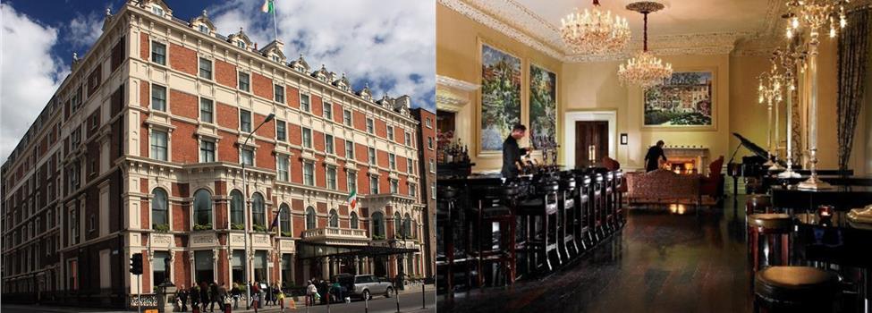 Shelbourne Hotel, Dublin, Irland