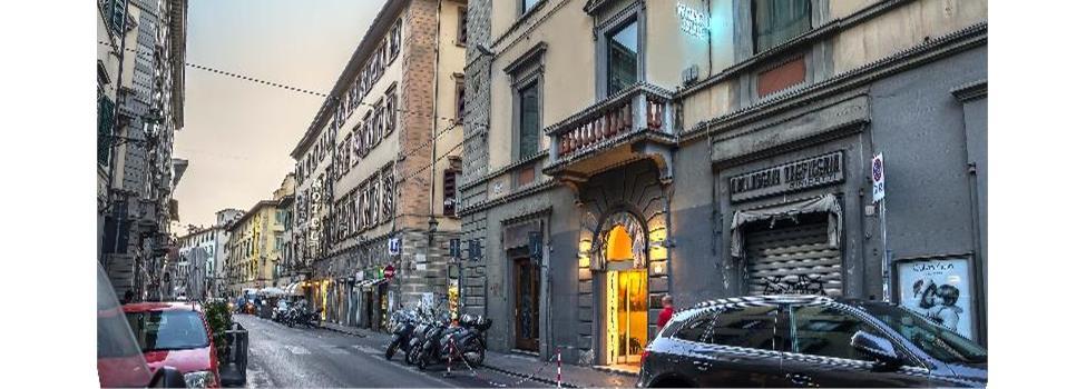 Machiavelli Palace, Firenze, Toscana, Italia