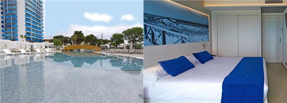 BG Tonga Tower Design Hotel and Suites, Ca'n Picafort, Mallorca, Spania