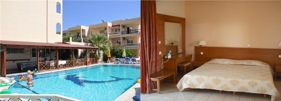 Summer Memories Apartments, Pefkos, Rhodos, Hellas