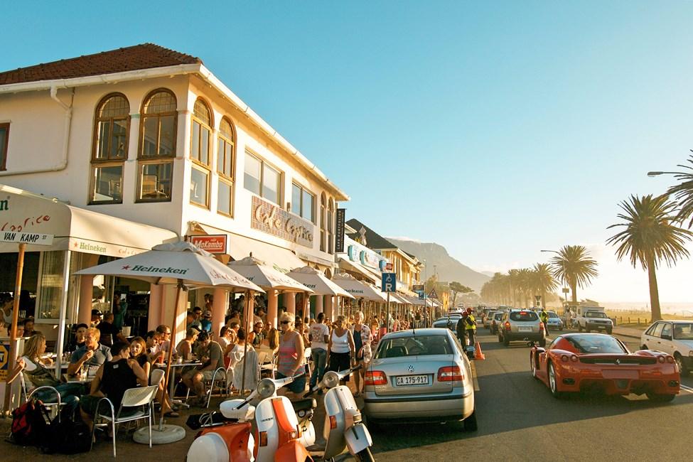 Cape Town, Sør-Afrika