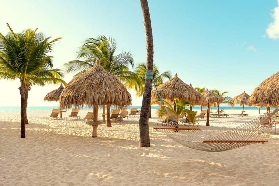 Playa del Norte på Isla Mujeres, Mexico