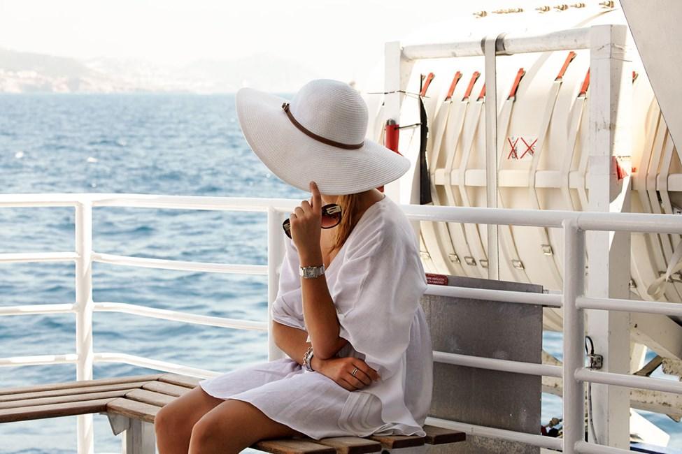 Ferge fra Ibiza til Formentera