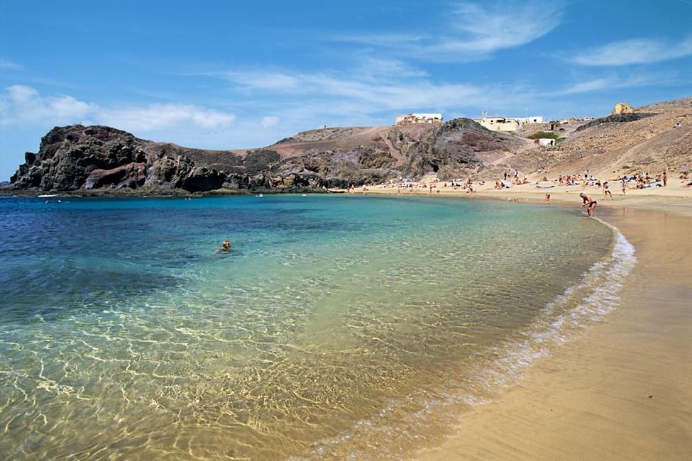 Papagayo-stranden