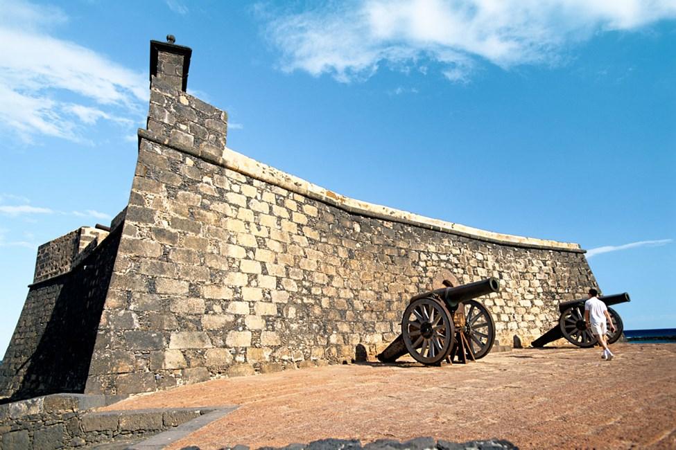 Castillo de San Gabriel i Arrecife
