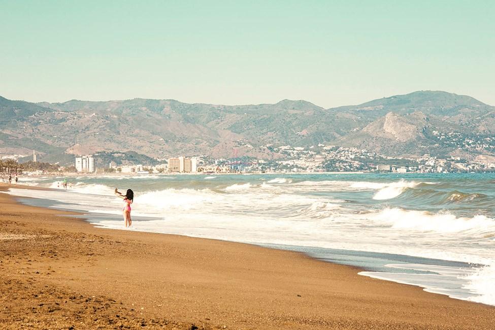 Stranden Playamar