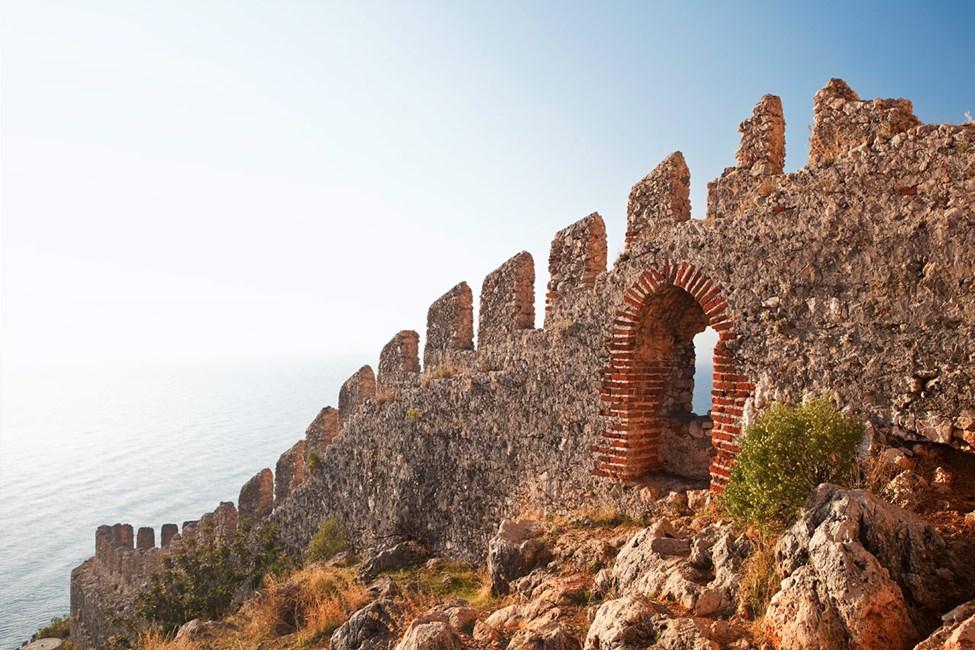 Fortet i Alanya