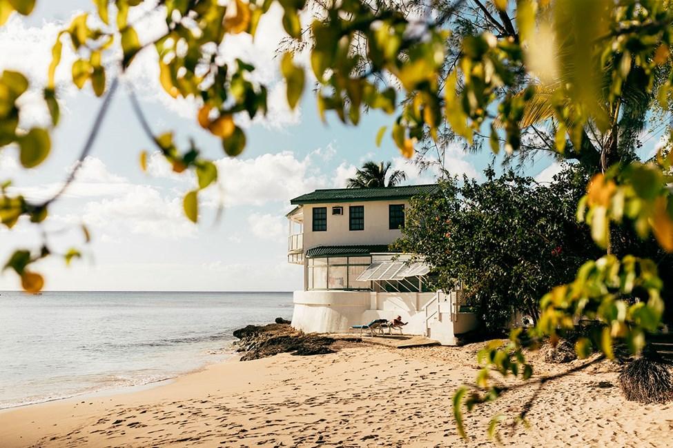 Villa på Batts Rock