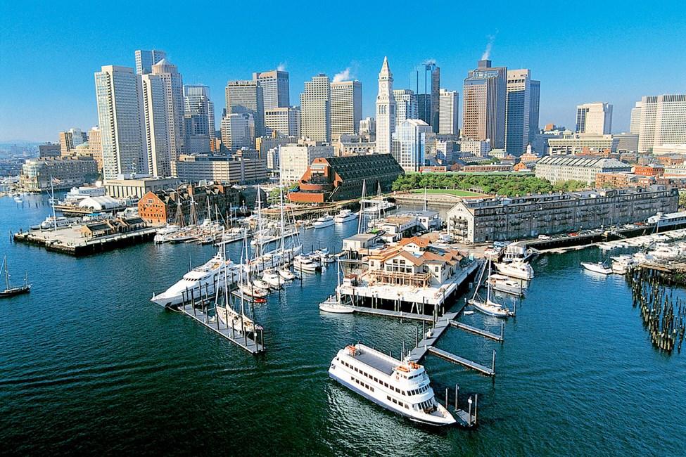 Havnen i Boston