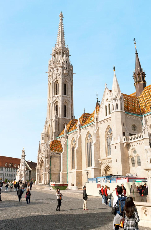 St. Stefans Basilika (Szent István Bazilika)