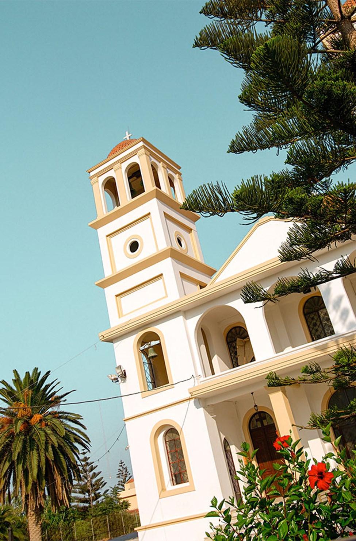 Kirken i Agiou Antoniou