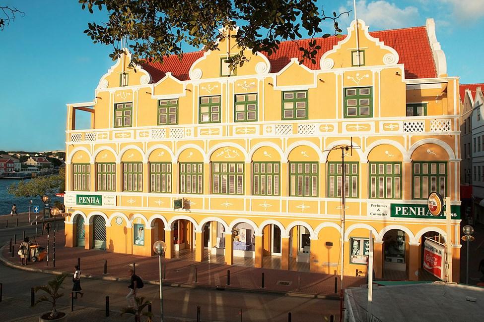 Hovedstaden Willemstad