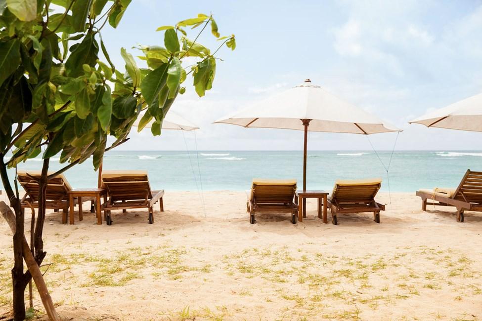 Pandwa Beach i Nusa Dua