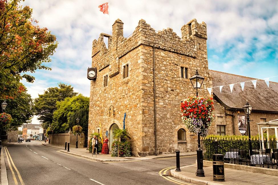 Historiske Dalkey slott og Heritage Center