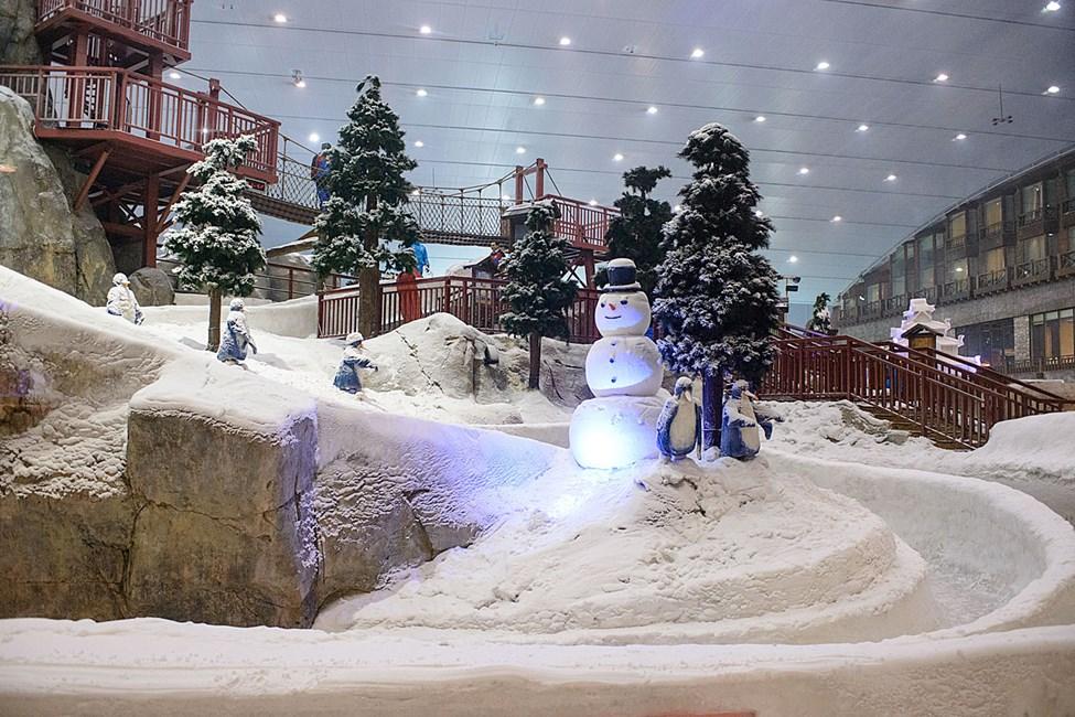 Ski Dubai, Mall of Emirates