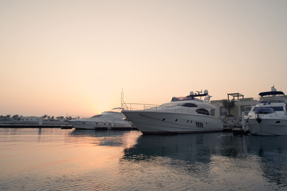 Vakre Al Hamra Marina