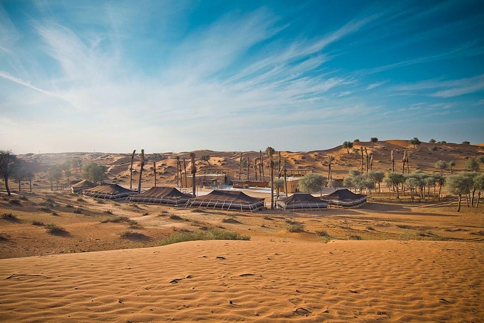 Ørkenleir