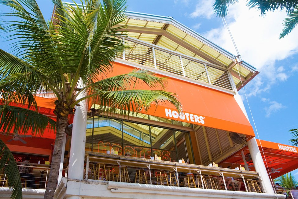 Bayside Shopping Mall, Central Miami
