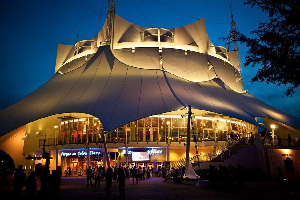 Cirque de Soleil, Downtown Disney, Orlando