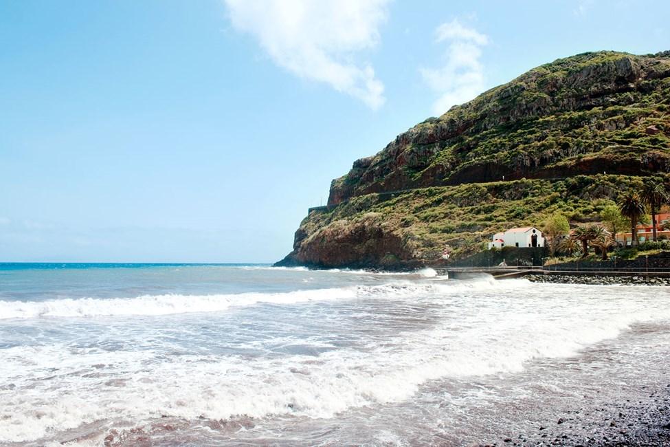 På Madeiras østkyst ligger det lille tettstedet Machico.