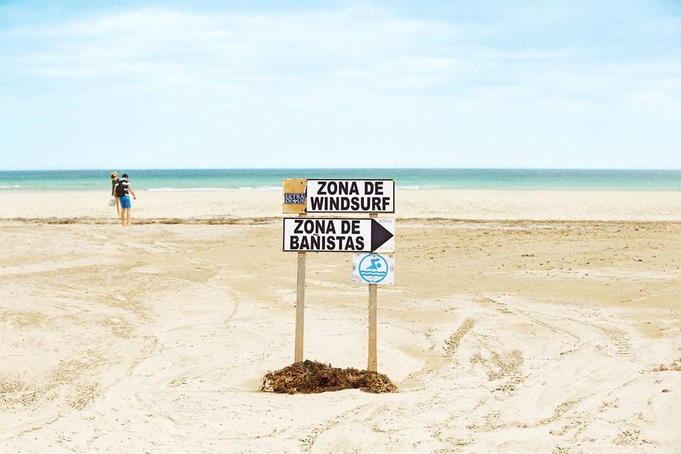Sotavento-stranden
