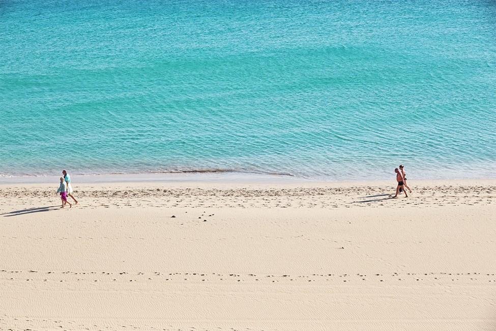 Morro Jable Beach, Jandía