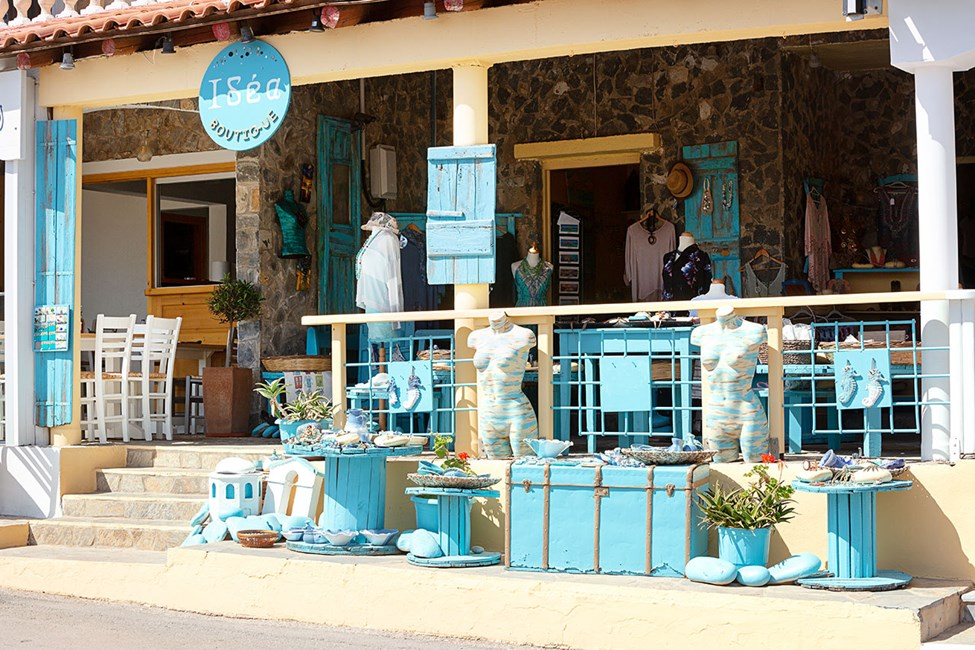 Plaka Village hvor man kan seile til Spinalonga fra