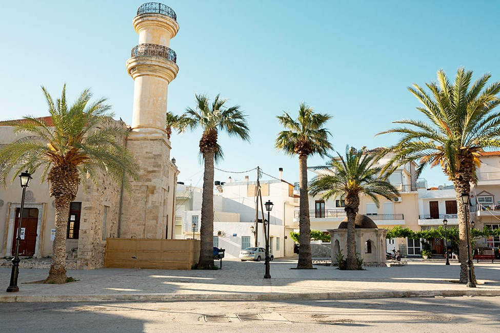 Den gamle ottomanske moskeen