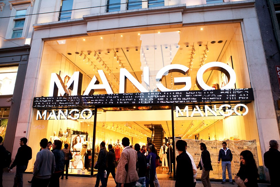 Shoppinggaten Istiklal Cadessi, Beyoglu