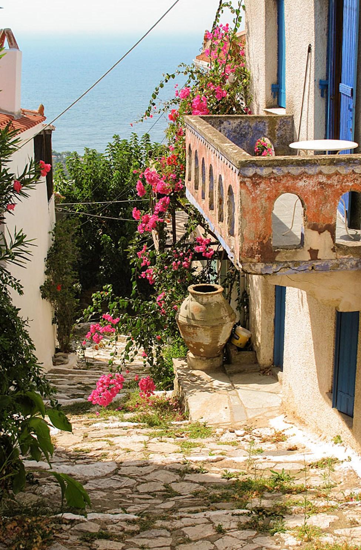 Den gamle byen Chora