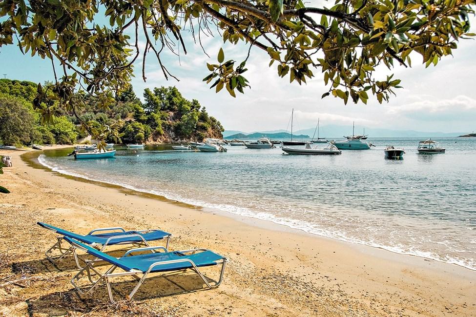 Sklithri Beach