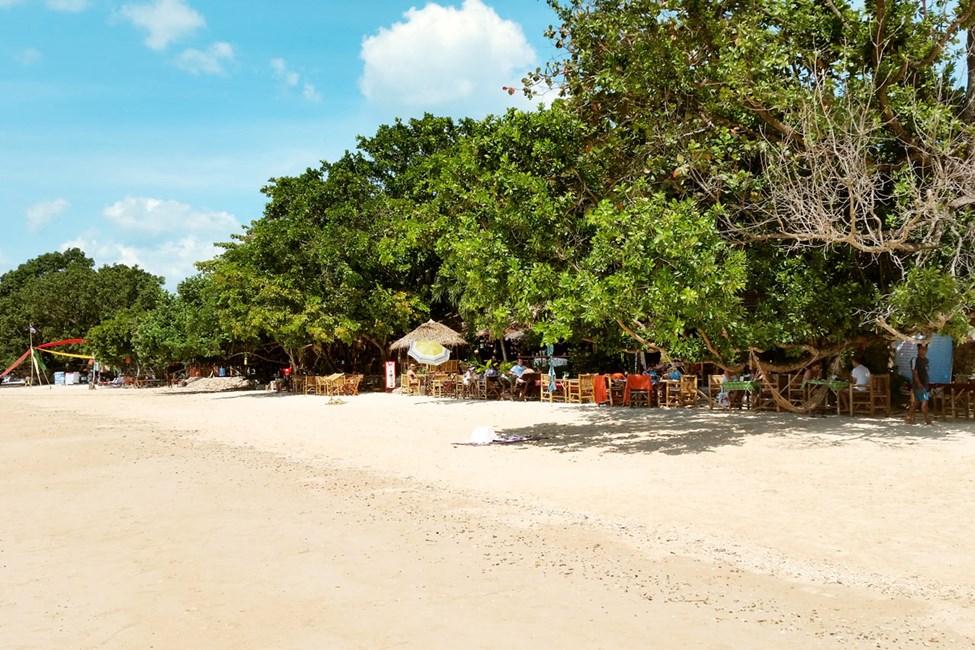 Lokale restauranter i sjarmerende Klong Muang