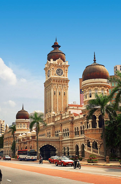 Sultan Abdul Samad-bygningen