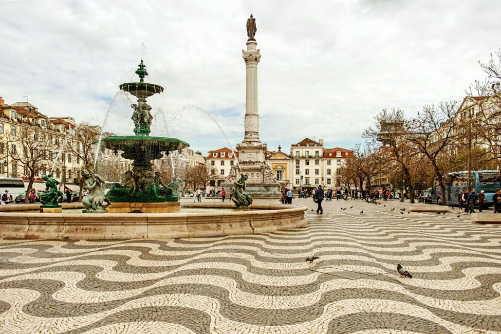 Rossiotorget (Pedro IV Square)