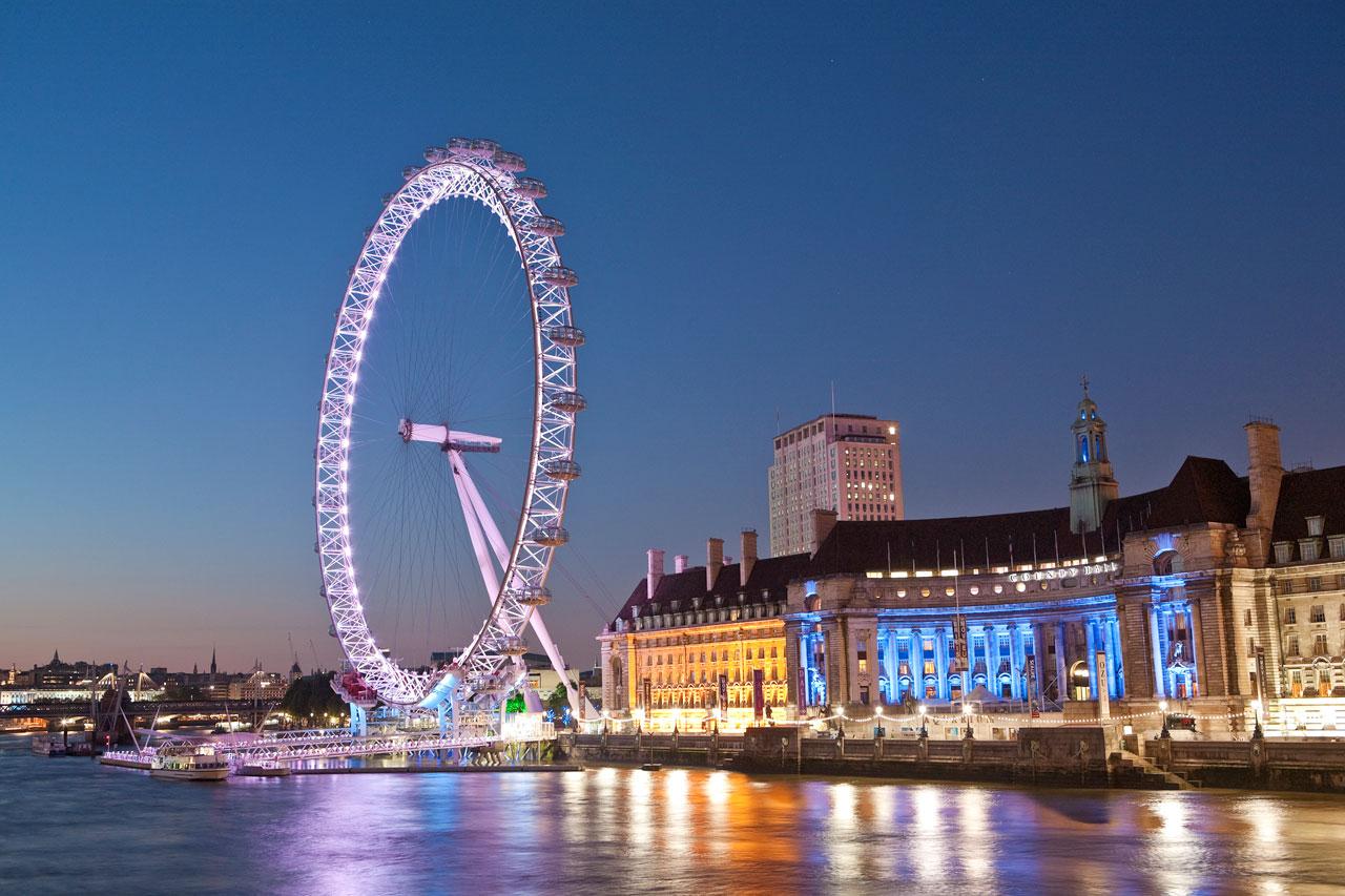 hekte steder London