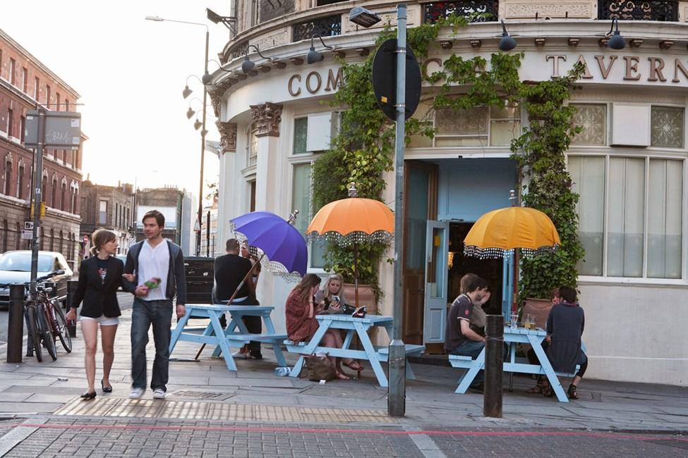 Commercial Street, Spitalfields