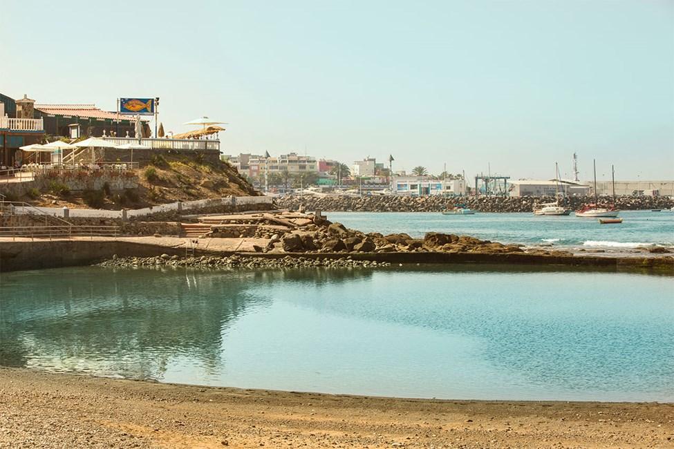 Stranden Playa de la Lajilla