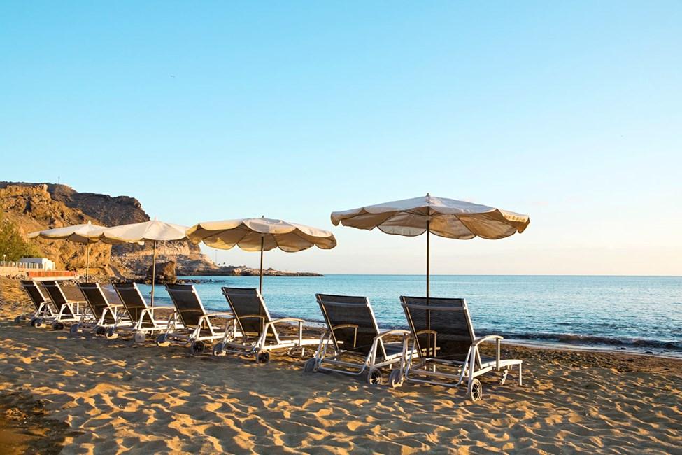 Stranden ved Ocean Beach Club