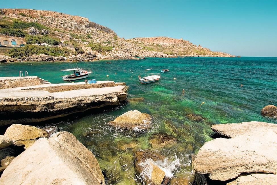 Dwerja vest på Gozo