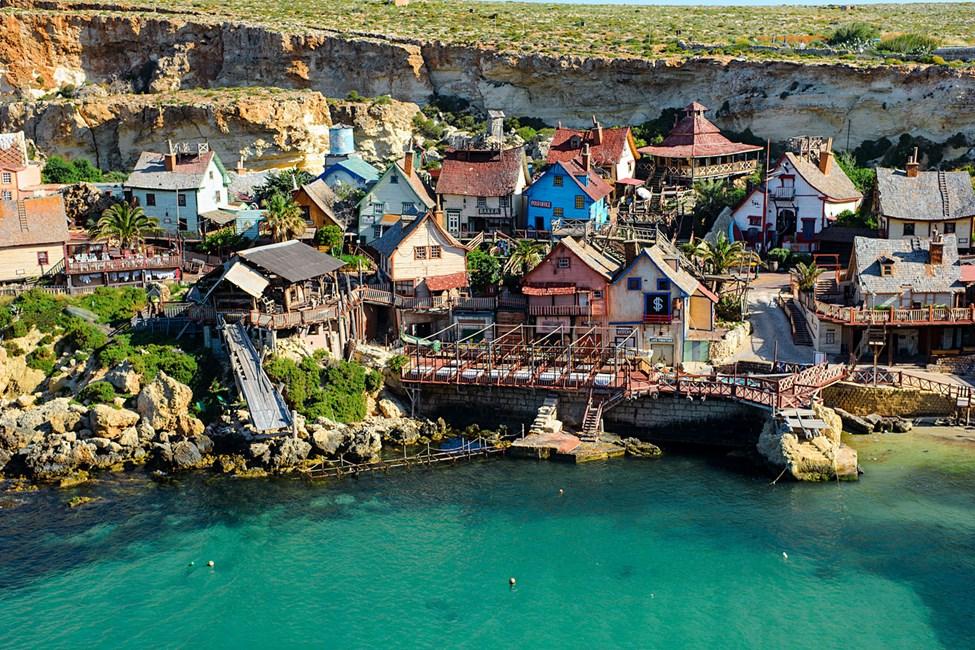 Popeye's village, Mellieha