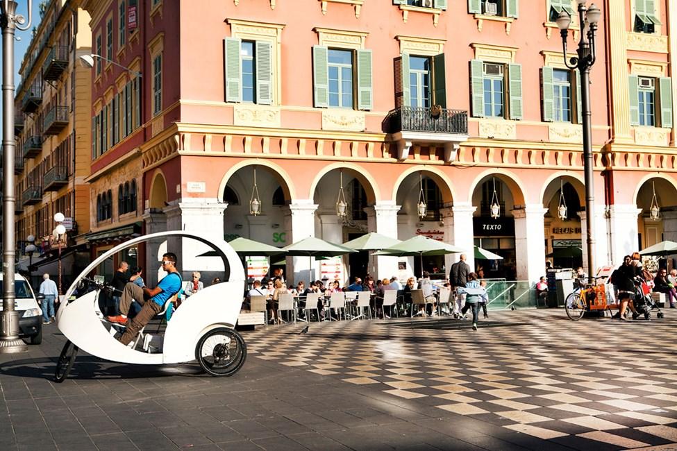 Place Massenna i Nice