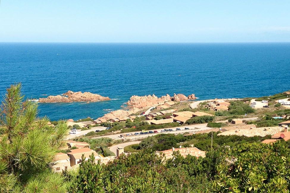 Kysten mellom Alghero og Costa Smeralda