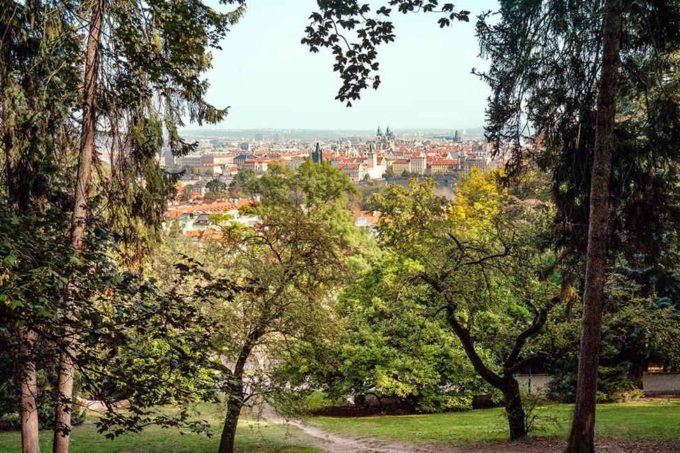 Petrin-parken