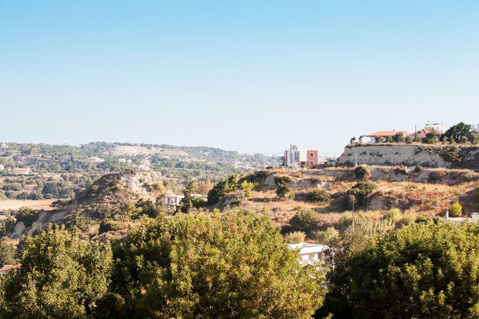 Koskinou er en liten by i nærheten av Kallithea
