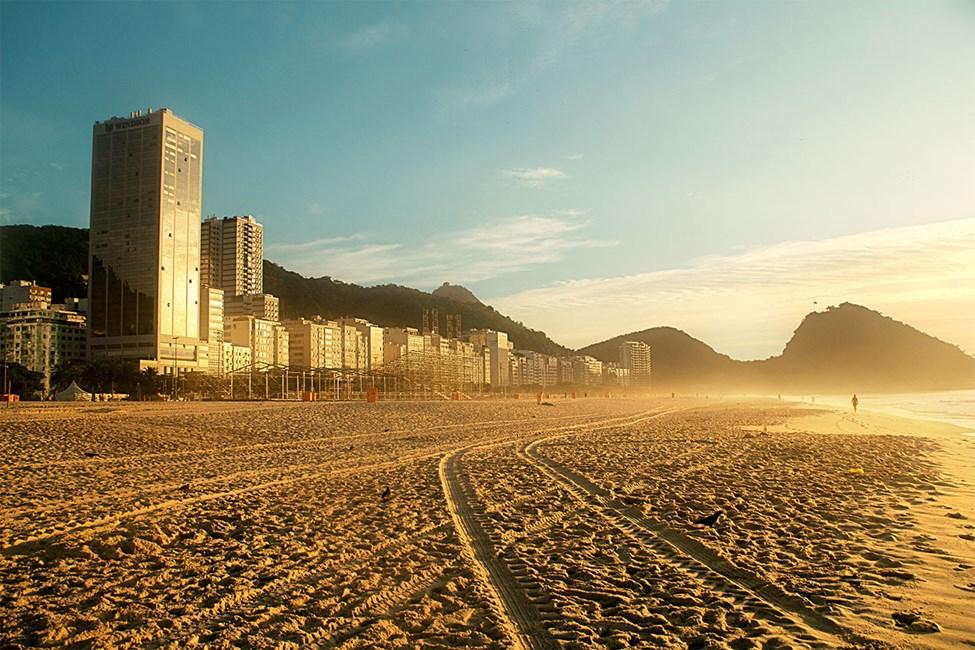 Berømte Copacabana