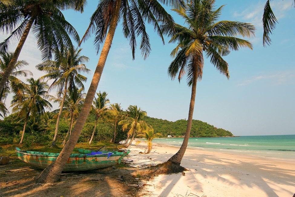 Bai Sao-stranden