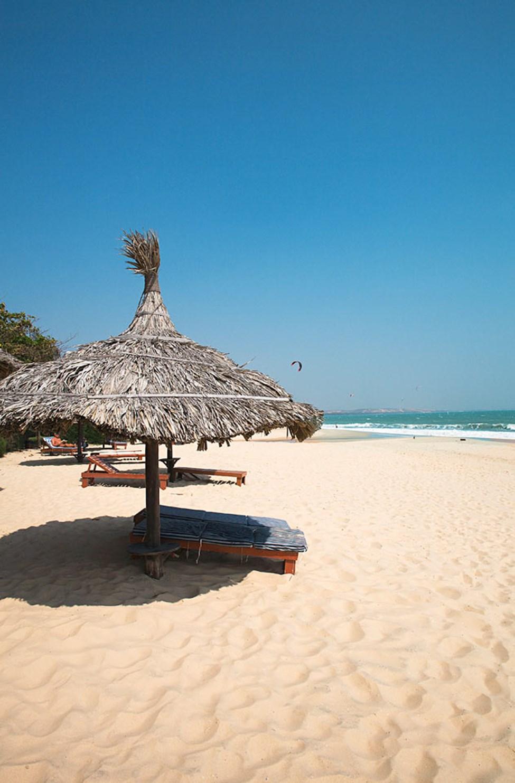 Mui Ne-stranden, Mui Ne, Phan Thiet, Vietnam