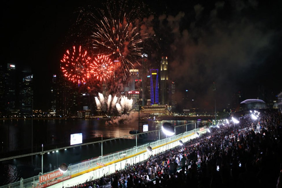 Bay Grandstand – Singapore Grand Prix