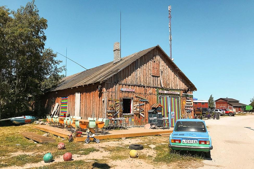 Ta en dagsutflukt til øya Prangli (Vrangö) fra Tallinn