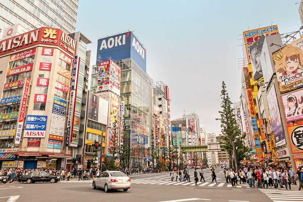 Akihabara-området
